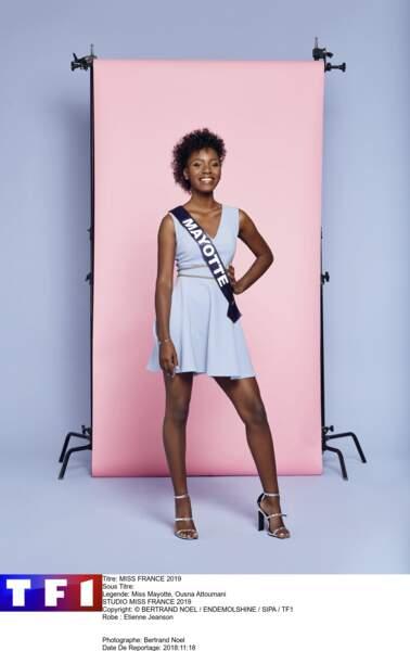 Miss Mayotte, Ousna Attoumani