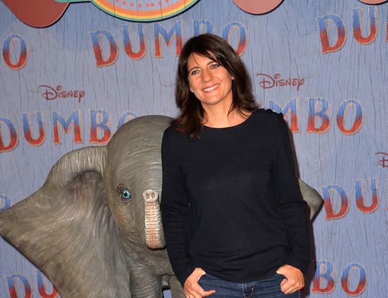 """Là voici en 2019 à l'avant-première du film """"Dumbo"""""""