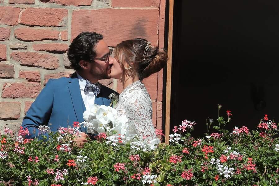 Thomas Hollande et Emilie Broussouloux