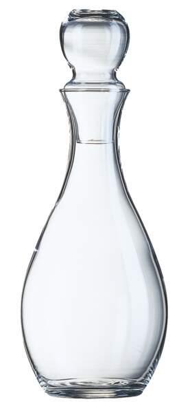 Carafe à décanter en verre