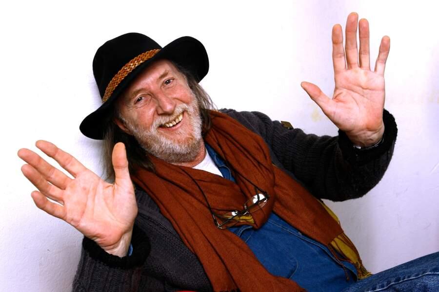 François Corbier en 2006