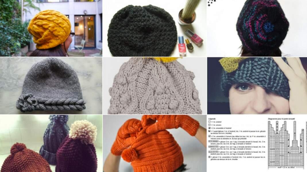 15 idées de bonnets sur hellocoton.fr