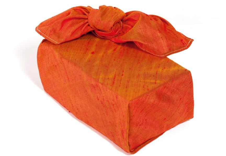 Pliage furoshiki : le sac