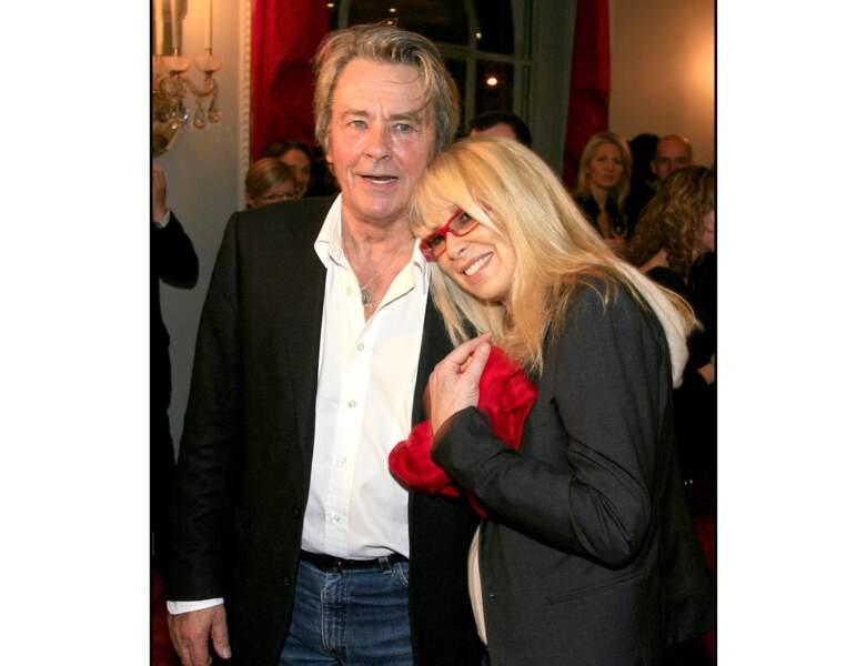L'ancien couple star est photographié à un gala en 2007