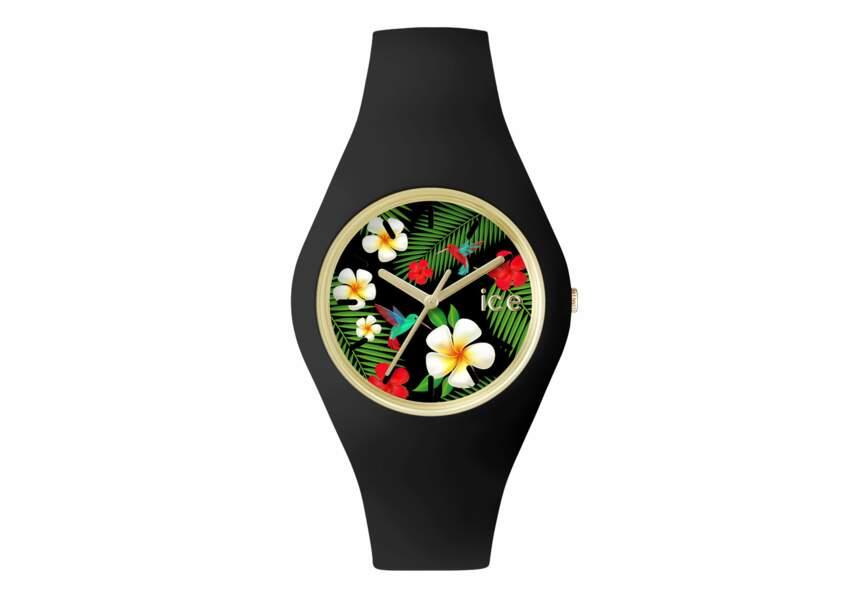 La montre tropicale