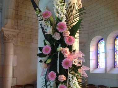 Des compositions florales de mariage absolument superbes !