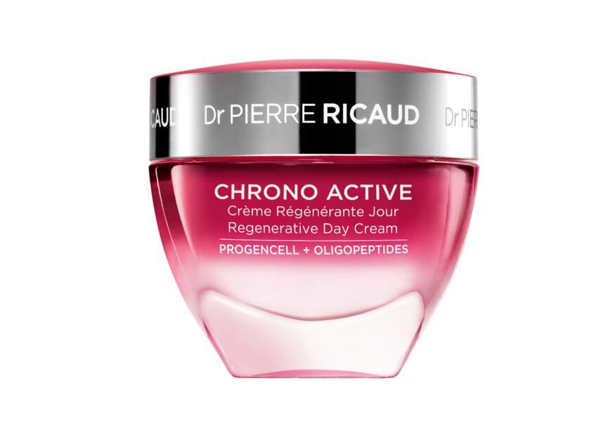 La Crème régénérante de jour Chronoactive Dr Pierre Ricaud