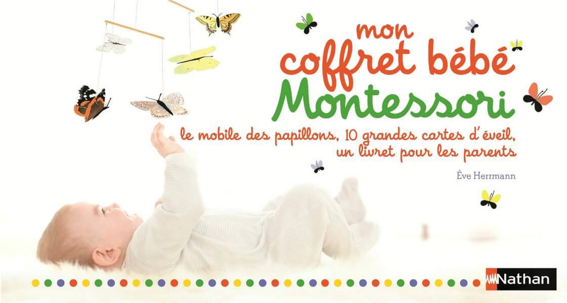 Montessori : mon coffret bébé - Nathan