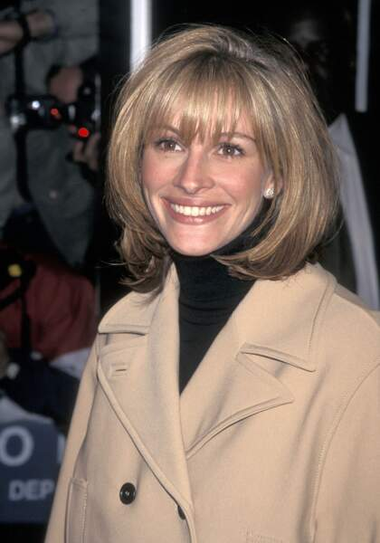 """En 1997, à New York, à la première du film """"Red corner"""" dans lequel joue Richard Gere"""
