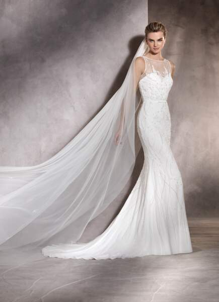 Robe de mariée Pronovias : Ashley