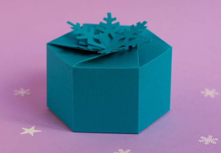 La boîte flocon