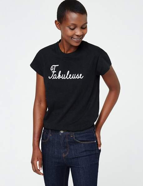 Tee-shirt : Monoprix