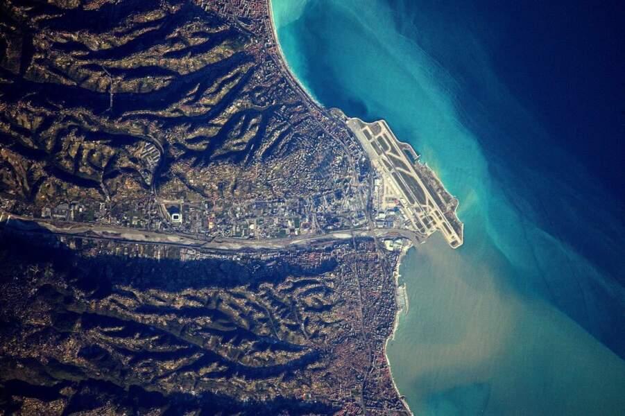 L'aéroport de Nice, considéré comme l'un des plus impressionnants au monde
