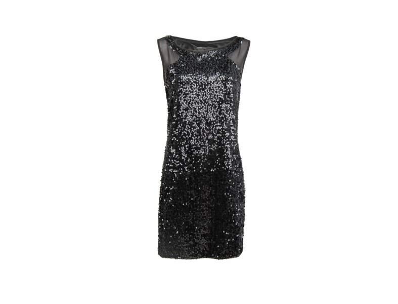 La robe à sequins
