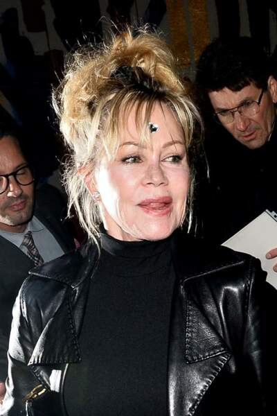 Melanie Griffith, 31 ans plus tard en 2019