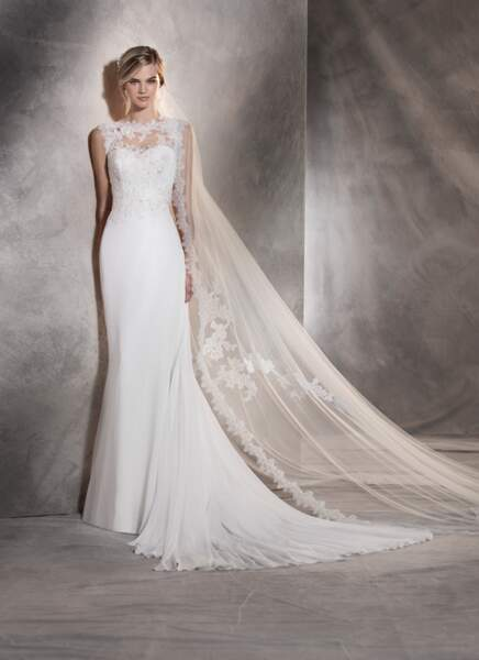 Robe de mariée Pronovias : Agora