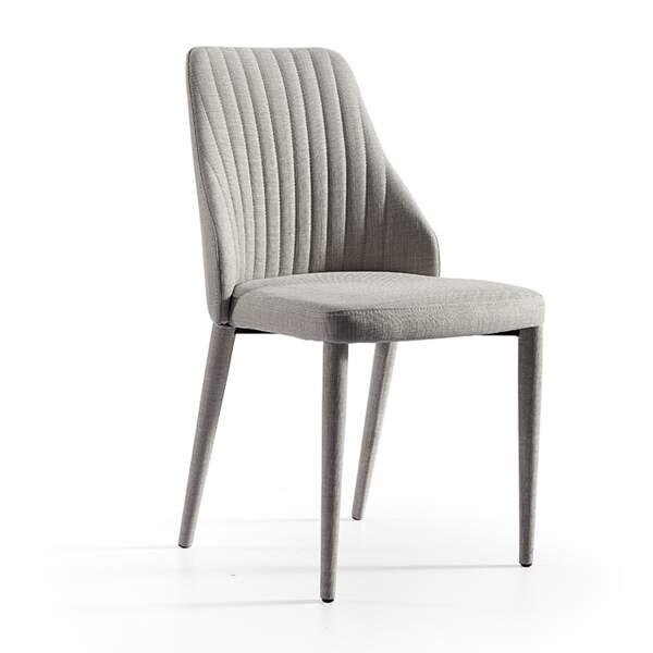 Chaise grise Alinéa