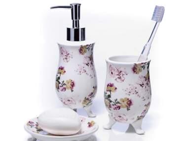10 accessoires pour une salle de bain au féminin
