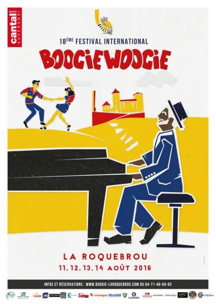 Boogie Woogie, à La Roquebrou : du bayou dans le Cantal