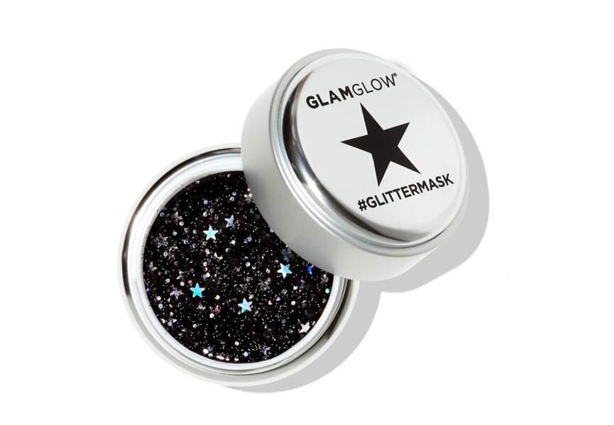 Glitter mask Glamglow