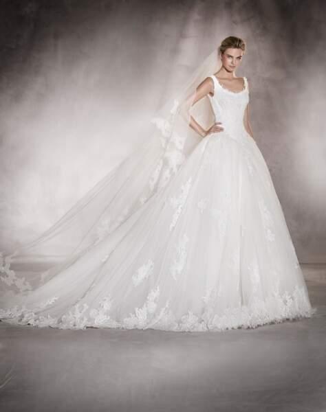Robe de mariée Pronovias : Argentina