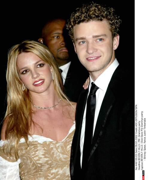 Justin Timberlake, Britney Spears, 1999-2002
