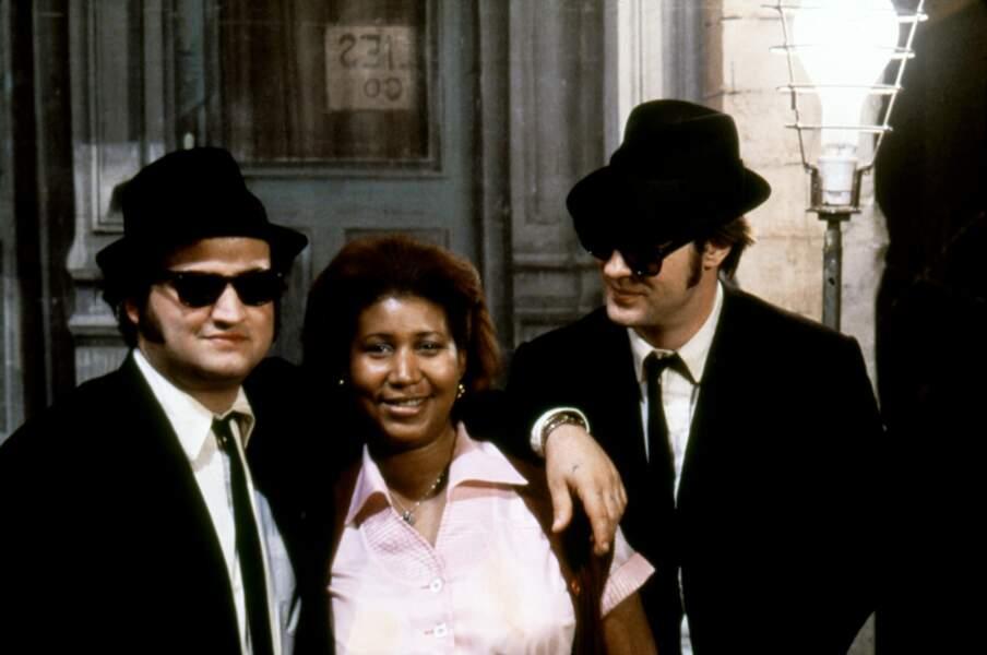 Aretha Franklin et le cinéma