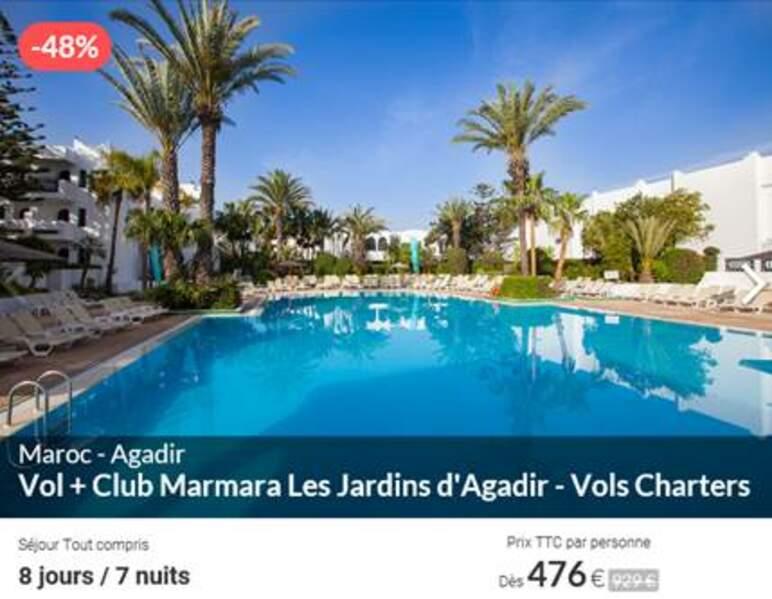 Maroc – Agadir