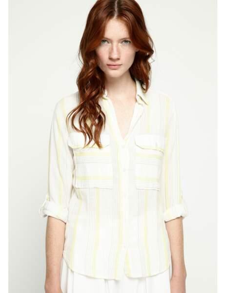 La chemise légère