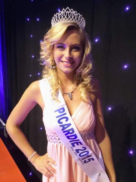 Emilie Delaplace, Miss Picardie