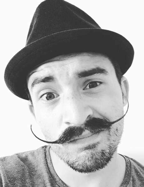 Movember : moustache idée 9