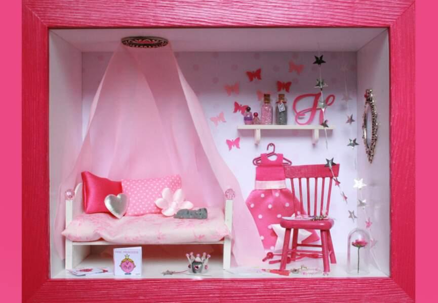 Une vitrine de princesses