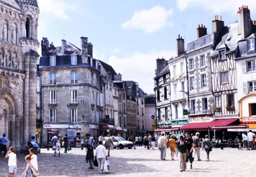 Poitiers : la championne toute catégorie