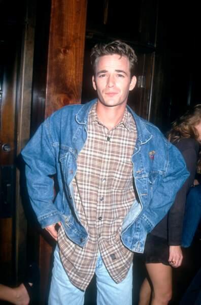Luke Perry en 1994.