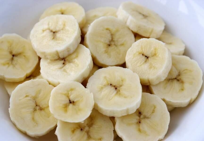 La banane : des vertus prébiotiques