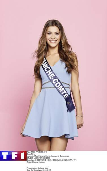 Miss Franche Comte, Lauralyne Demesmay