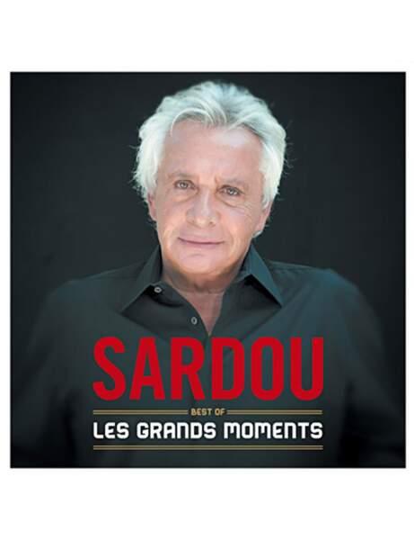 CD Michel Sardou, Les grands moments, 18,99 euros