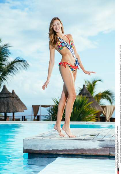 Miss France 2017 : miss Champagne Ardenne Charlotte Patat