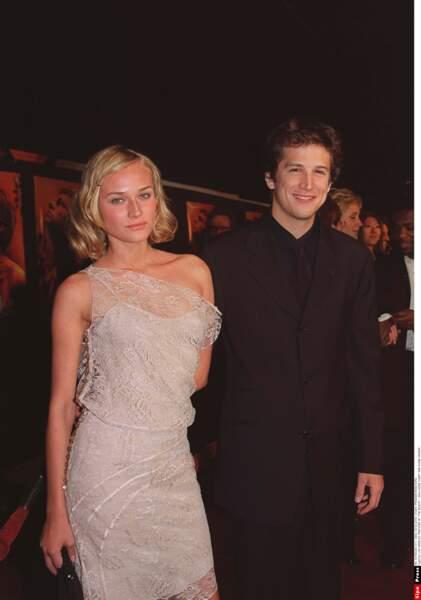 Guillaume Canet, Diane Kruger, 2001-2006