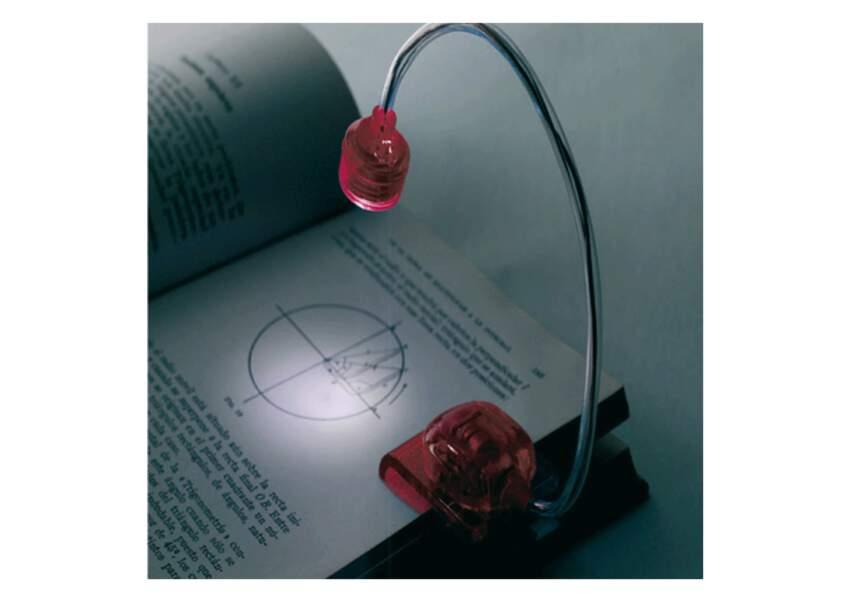 Une lampe de lecture