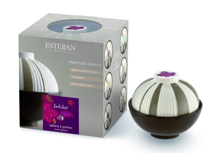 Précieux : Sphère à parfum