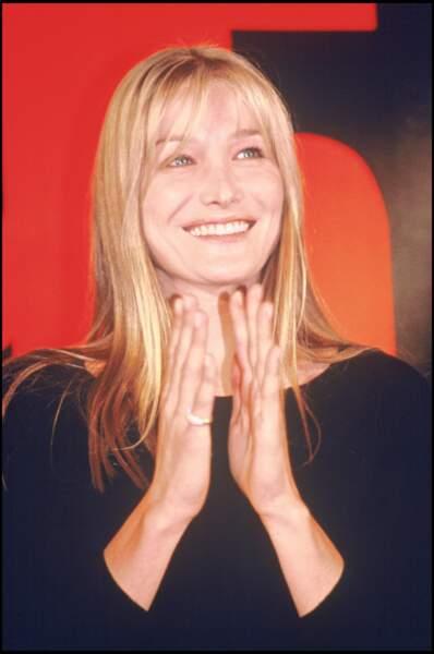 Les cheveux blonds en 1995