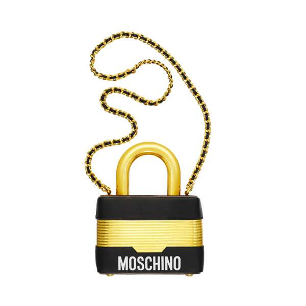 Collection H&M x Moschino : le sac bandoulière