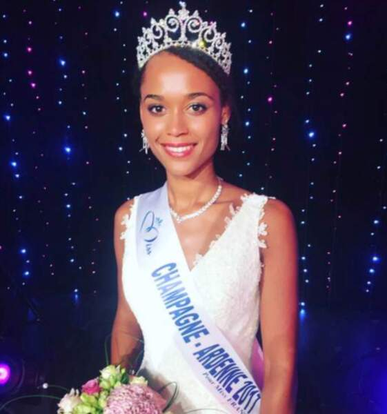 Safiatou Guinot, Miss Champagne-Ardenne
