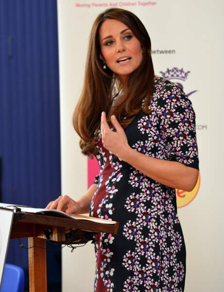 Kate Middleton ( avril 2013)