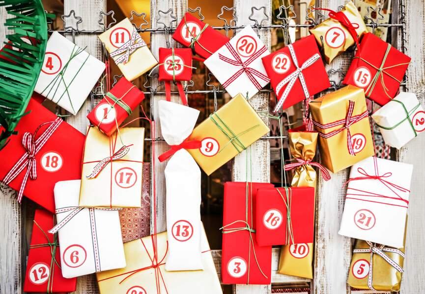 Des cadeaux avant l'heure