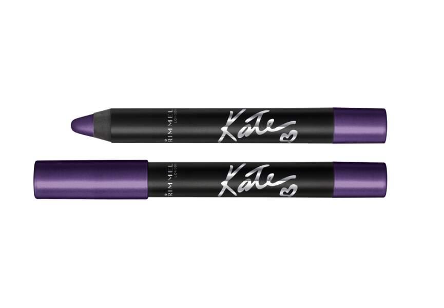 L'ombre à paupières violet