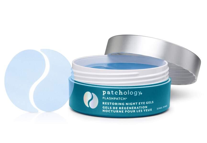 Le patch gel régénération nocturne Patchology