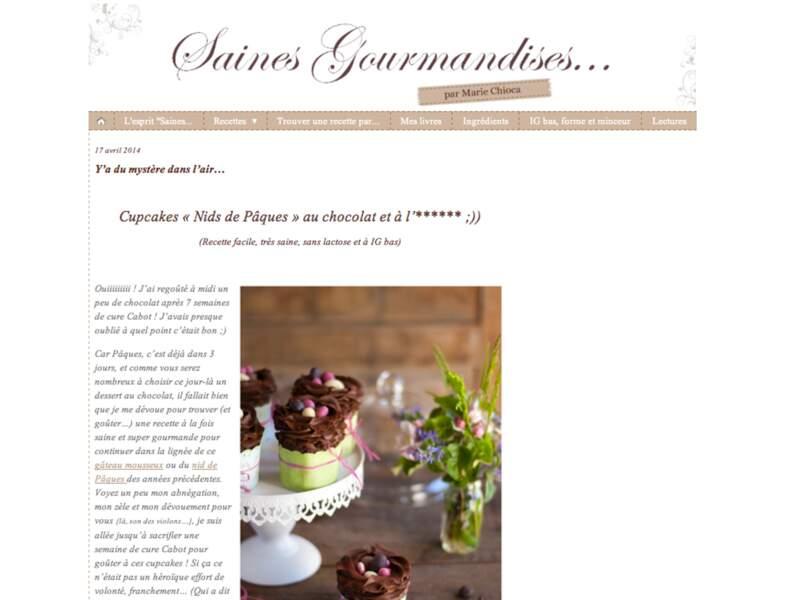 Saines Gourmandises