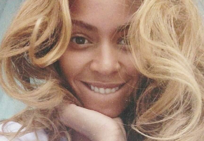Beyoncé : un brushing et rien d'autre pour être canon
